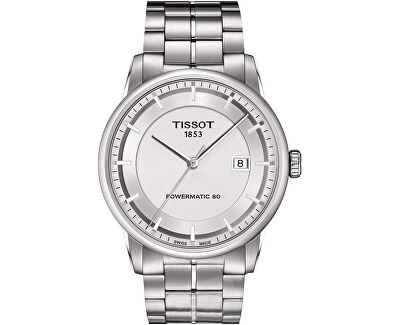 T-Classic Luxury Powermatic 80 T086.407.11.031.00