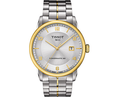 T-Classic Luxury Powermatic 80 2020 T086.407.22.037.00