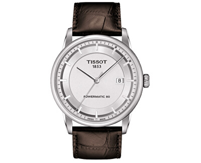 Tissot T-Classic Luxury Powermatic 80 T086.407.16.031.00
