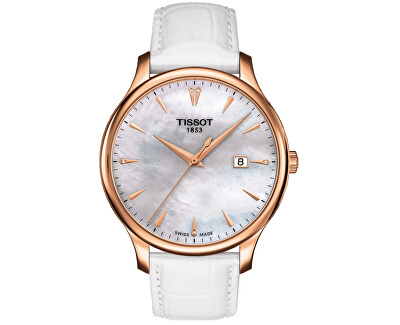 T-Classic T-Tradition T063.610.36.116.01 s diamanty