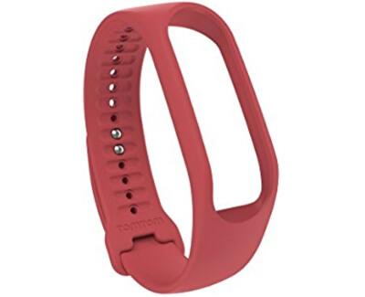 TomTom Curea pentru bratara Fitness Touch - Coral Red (L)