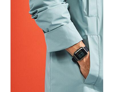 Amazfit Bip Chytré hodinky - Cinnabar Red