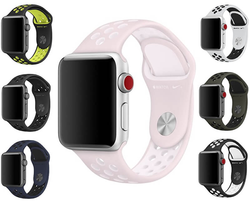 Apple Sportovní řemínek Apple Nike+ 38 mm