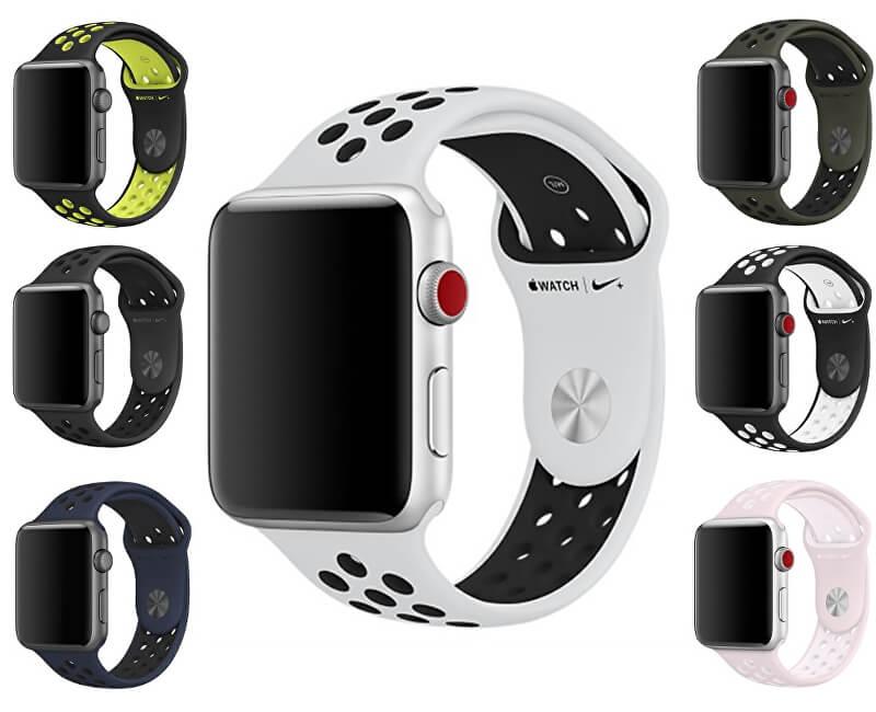 Apple Sportovní řemínek Apple Nike+ 42 mm