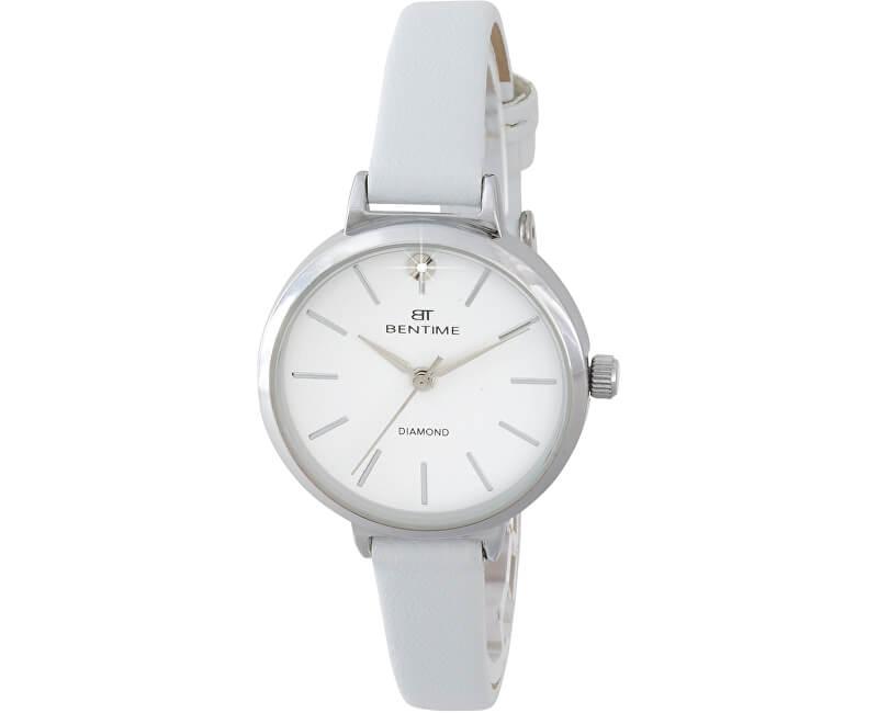cf45e1b6d4 Bentime Dámské hodinky s diamantem 007-9MB-PT12024D