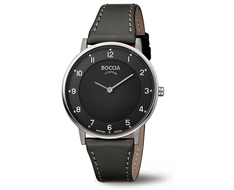 bd0e88f6e Boccia Titanium Dress 3259-02 Doprava ZDARMA | Hodinky.cz