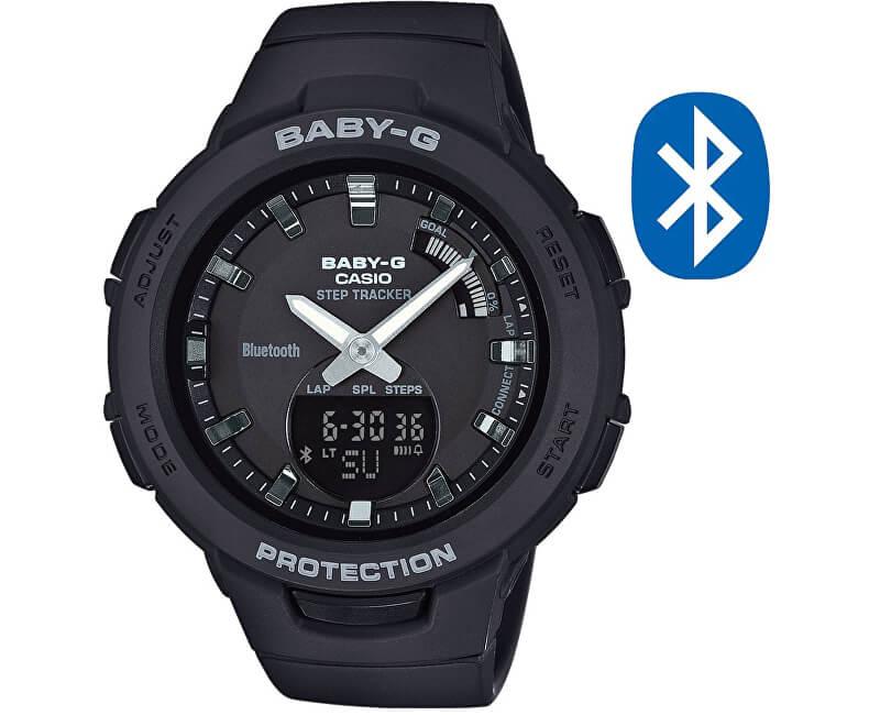 Casio BABY-G Step Tracker Bluetooth BSA B100-1A (620)
