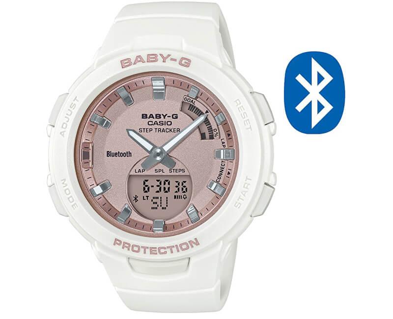 Casio BABY-G Step Tracker Bluetooth BSA-B100MF-7AER (620)