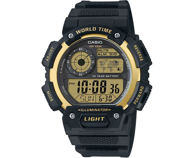 Casio Collection AE 1400WH-9A