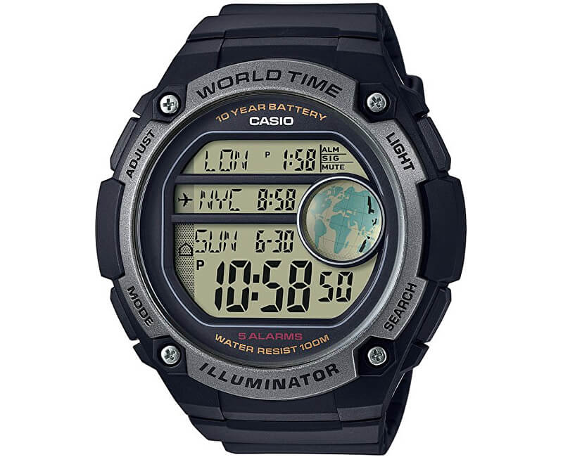 Casio Collection AE 3000W-1A