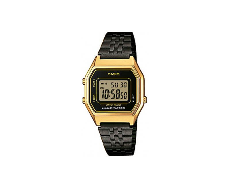 94d7e508a1b Casio Collection LA 680WEGB-1A Doprava ZDARMA