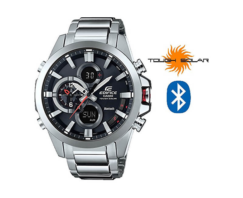 Casio Edifice Bluetooth Connected ECB 500