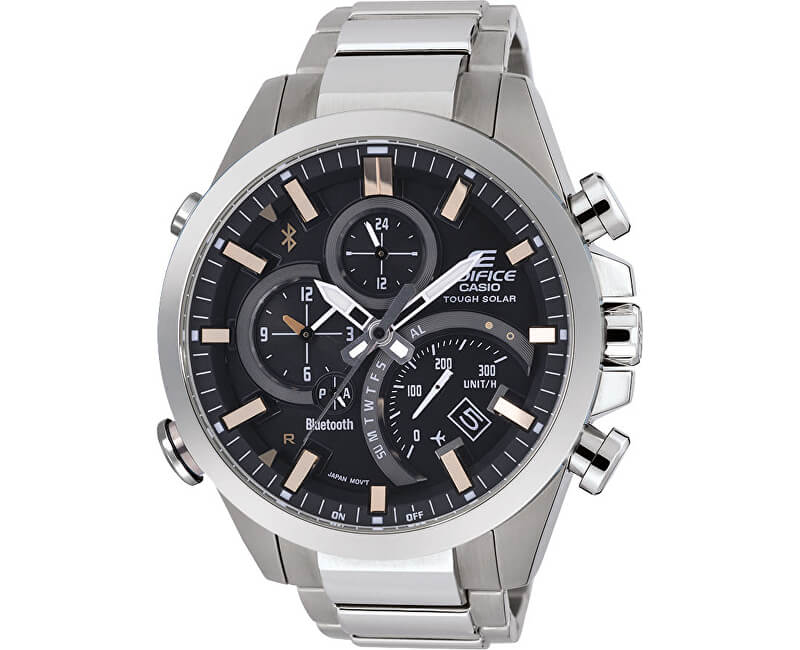 Casio Edifice Bluetooth Connected EQB 500D-1A2
