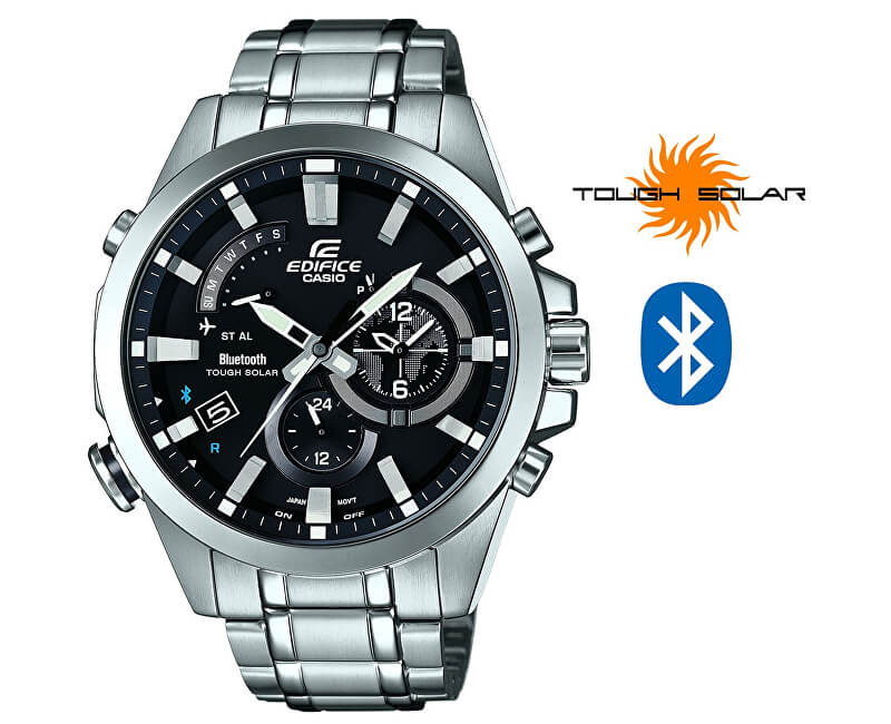 Casio Edifice Bluetooth Connected Solar EQB-510D-1AER