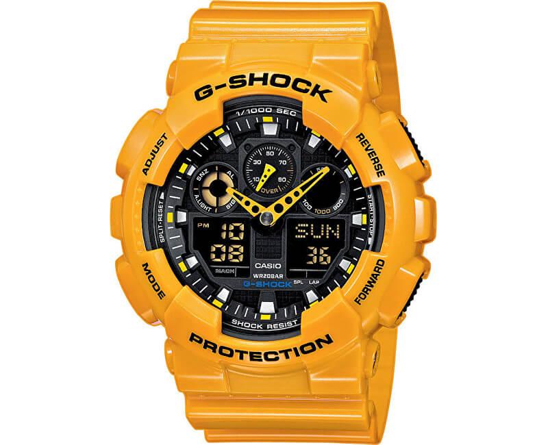 Casio The G/G-SHOCK GA-100A-9AER