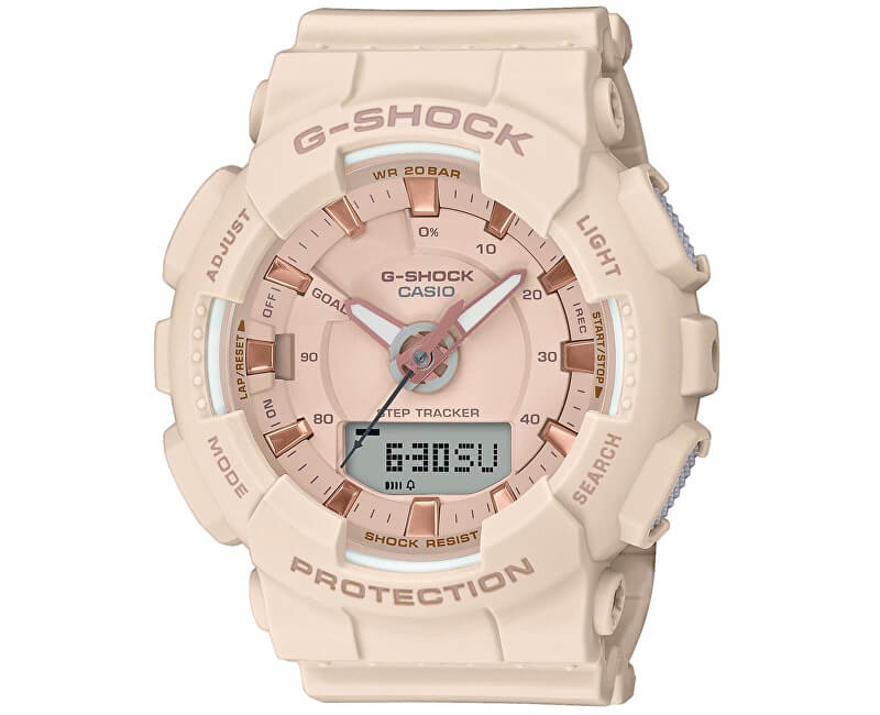 Casio G-Shock Step Tracker GMA-S130PA-4AER (616)