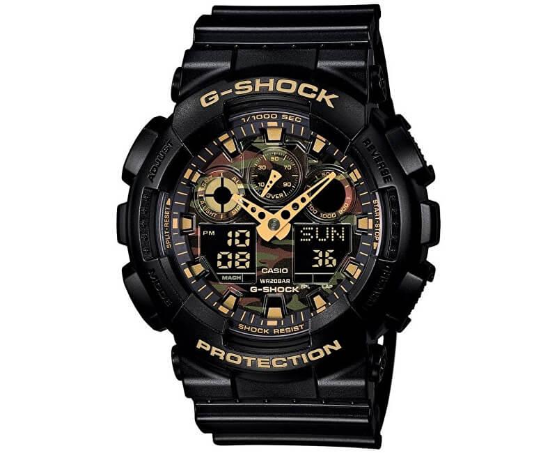 Casio TheG/G-SHOCK GA 100CF-1A9