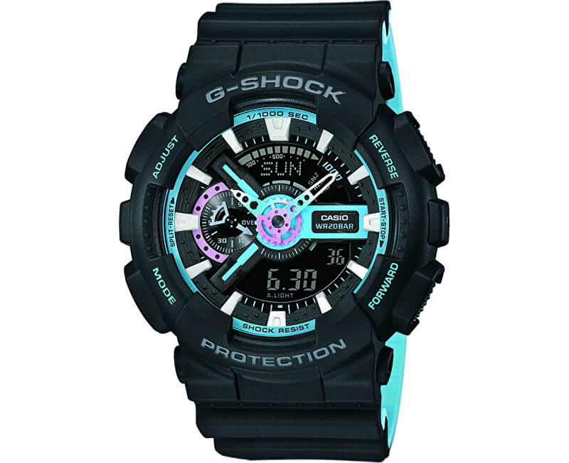 Casio The G G-SHOCK GA 110PC-1A Doprava ZDARMA  2827aa4e4c