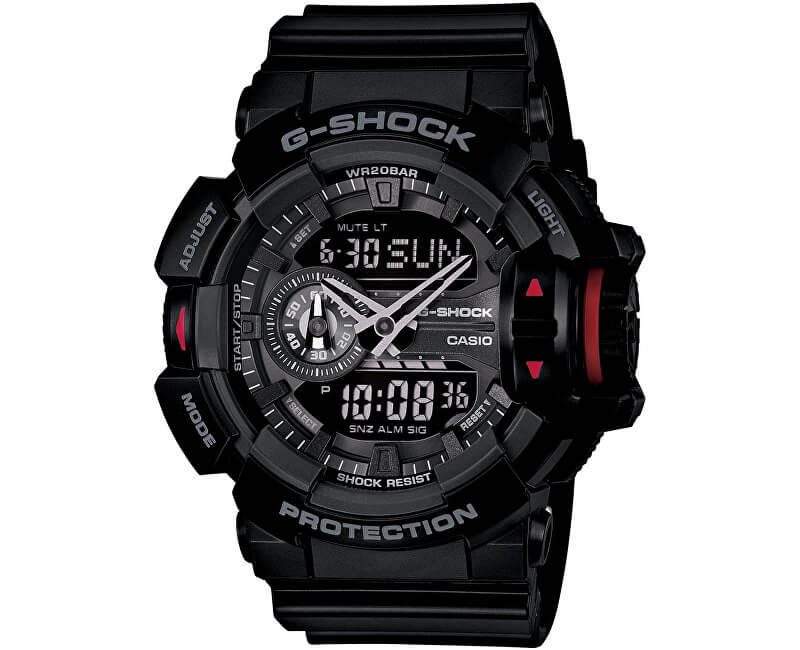 Casio TheG/G-SHOCK GA 400-1B