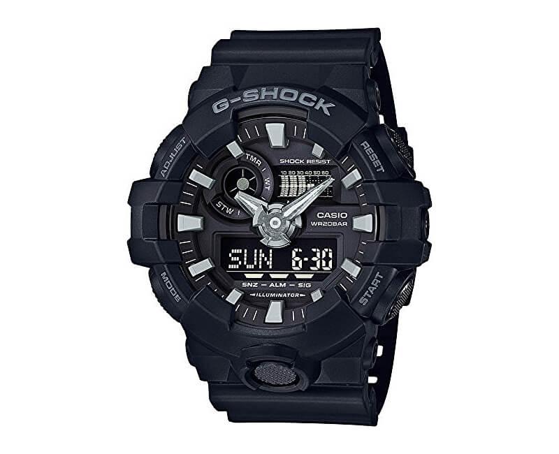 Casio The G G-SHOCK GA 700-1B Doprava ZDARMA  a6738795d4