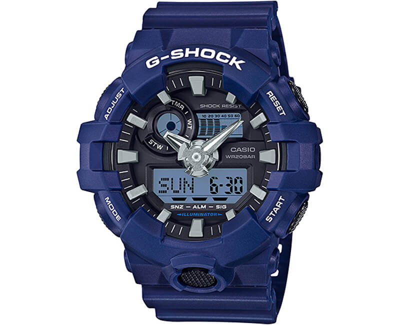 Casio TheG/G-SHOCK GA 700-2A