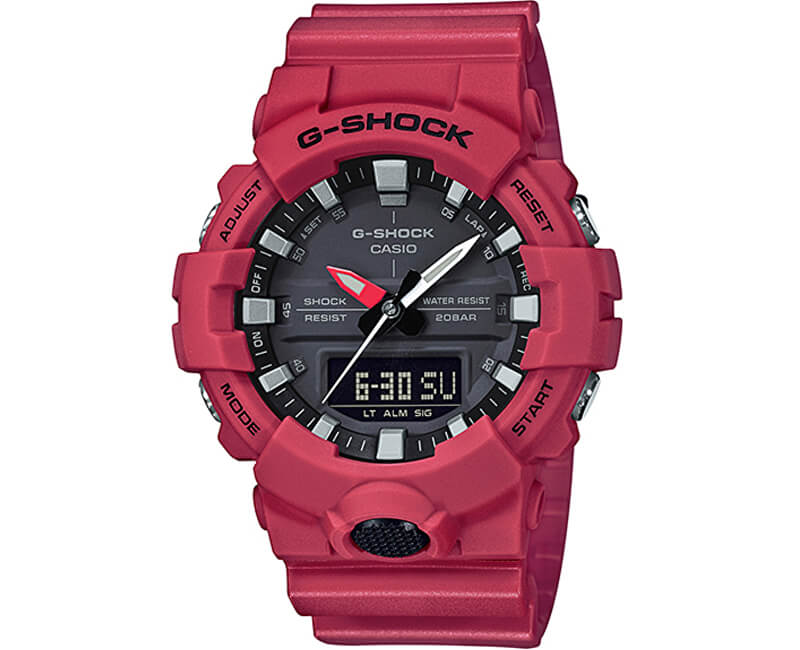 Casio The G/G-SHOCK GA 800-4A