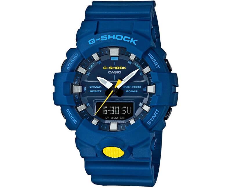 Casio The G G-SHOCK GA-800SC-2AER Doprava ZDARMA  c3e9778ce45