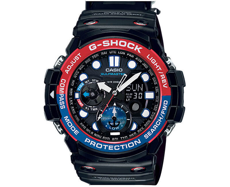 Casio The G/G-SHOCK Gulfmaster GN-1000-1AER