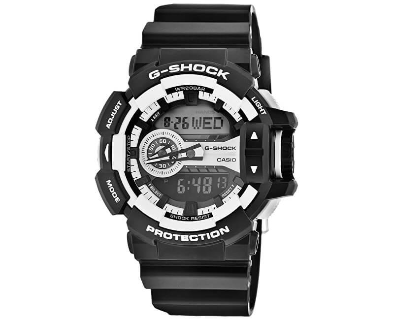 Casio The G G-SHOCK GA 400-1A Doprava a 1 rok záruky naviac ZADARMO ... eda445dd240