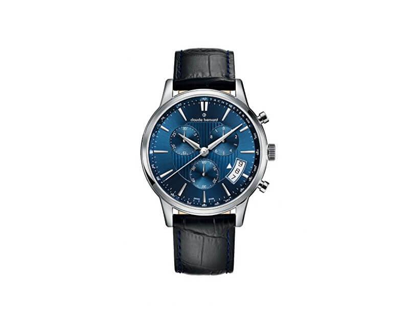 Claude Bernard Classic Chronograph 01002 3 BUIN