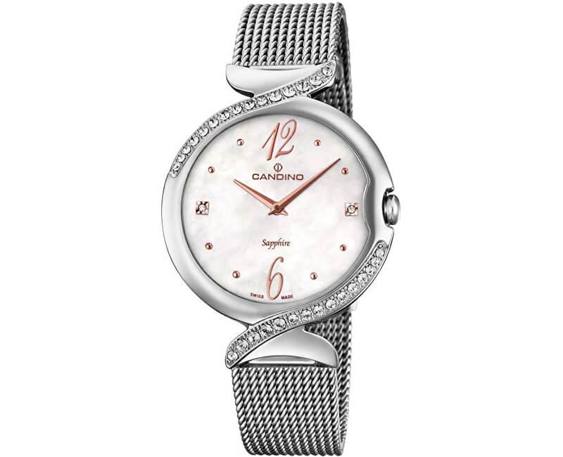 Candino Elegance Flair C4611 1 Doprava a roční pojištění hodinek ... c2fb495c146