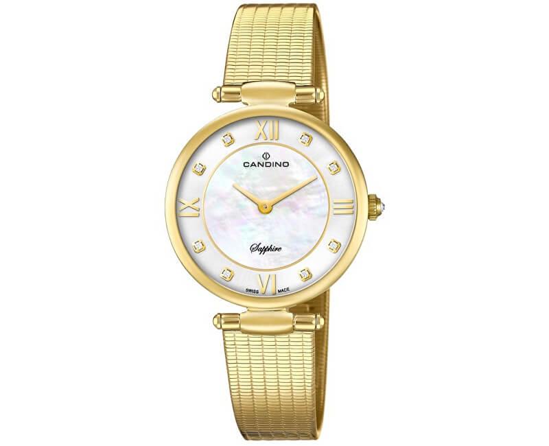 Candino Lady Elegance C4667 1 Doprava a roční pojištění hodinek ... e886f15c6e0