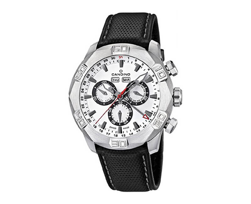 Candino Sport C4476 1 Doprava a roční pojištění hodinek ZDARMA ... 9e7de127d9c