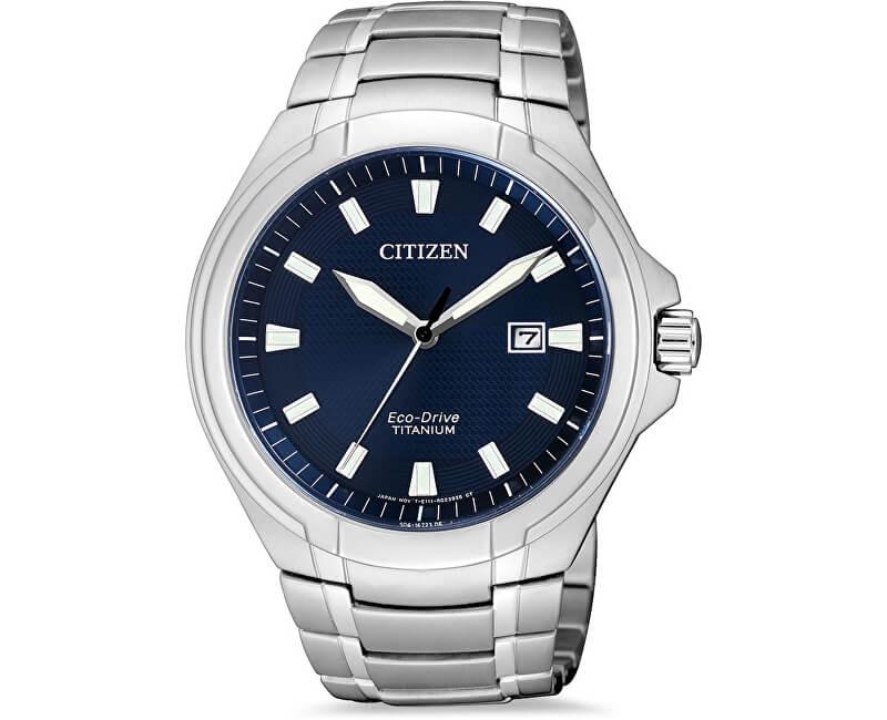 1e788971892 Citizen Eco-Drive Super Titanium BM7430-89L Doprava a roční ...