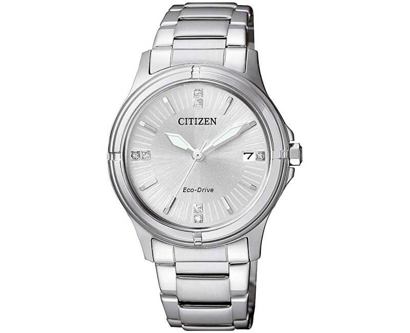 Citizen Eco-Drive Elegance FE6050-55A Doprava ZDARMA  40af7ab760c