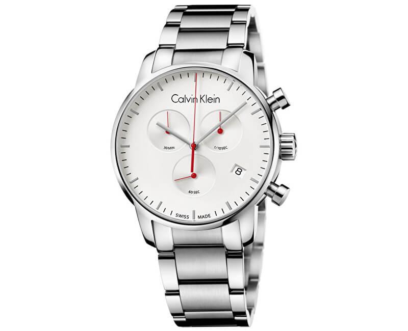 f119034bc Calvin Klein City K2G271Z6 Doprava a roční pojištění hodinek ZDARMA ...