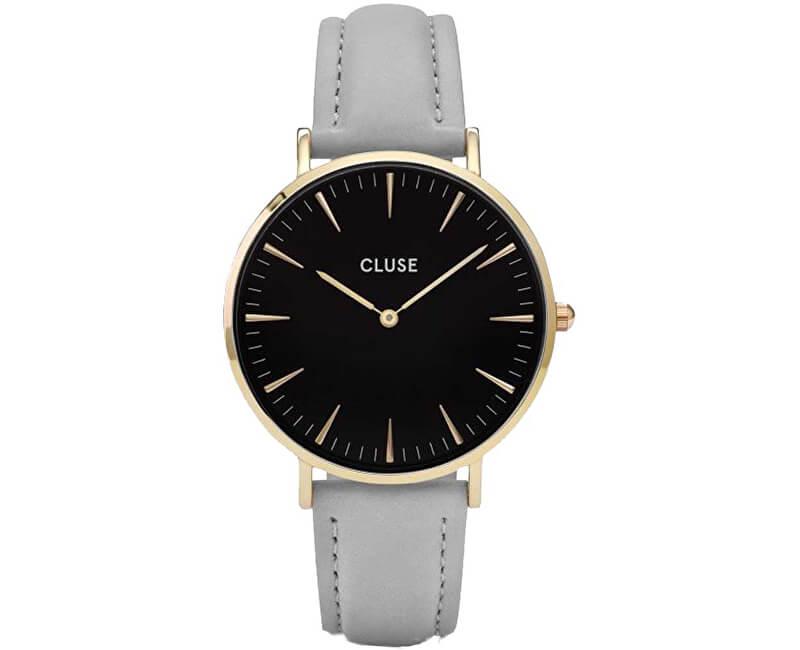 Cluse La Bohème Gold Black/Grey
