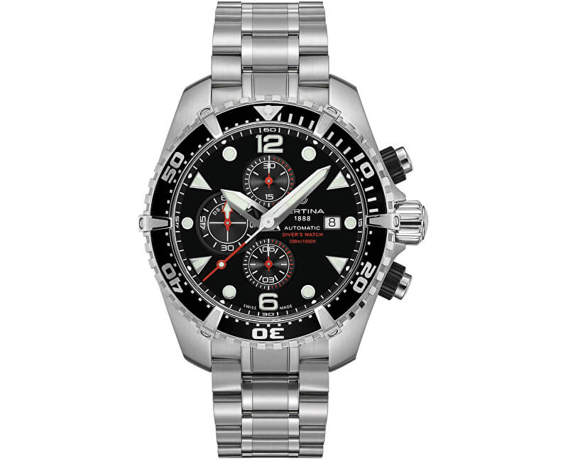 Certina AQUA COLLECTION - DS ACTION Chrono - Automatic C032.427.11.051.00