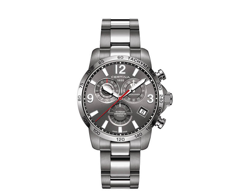 Certina SPORT COLLECTION - DS PODIUM Chrono - Quartz C034.654.44.087.00