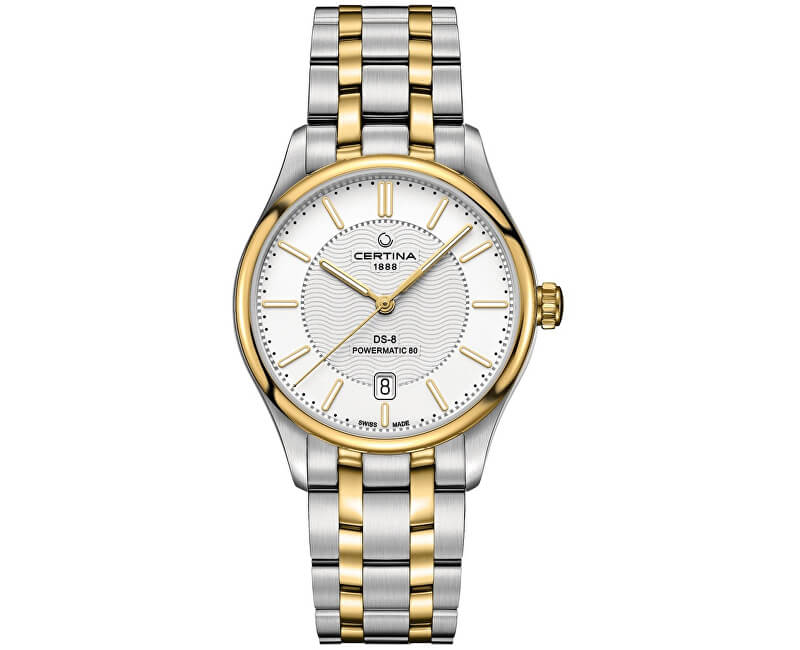 Certina URBAN COLLECTION - DS 8 Lady - Automatic C033.207.22.031.00 a021e7beab