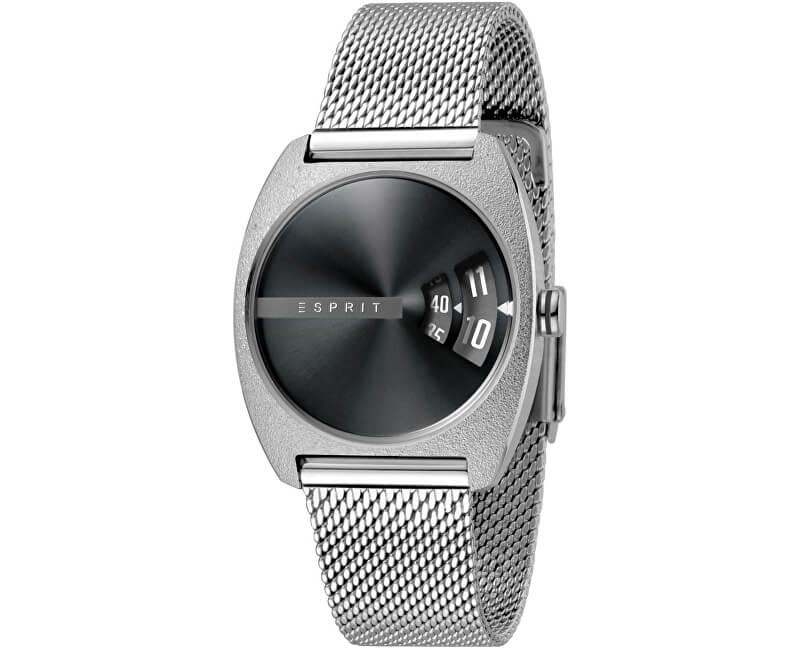 5778feab9 Esprit Disc Black Silver Mesh ES1L036M0065 Doprava ZDARMA | Sperky.cz