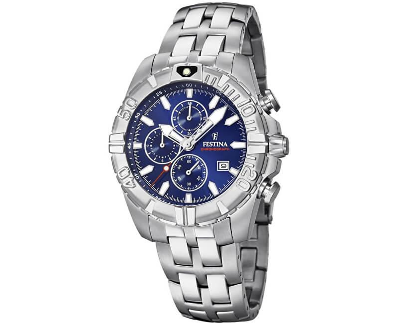 Festina Chrono Sport 20355 2 Doprava a roční pojištění hodinek ... f30bb28fb1