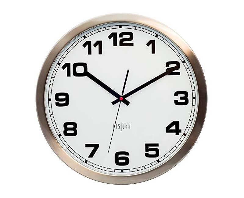 Fisura Designové nástěnné hodiny CL0059 Fisura 25cm Doprava ZDARMA ... 645eb3383c9
