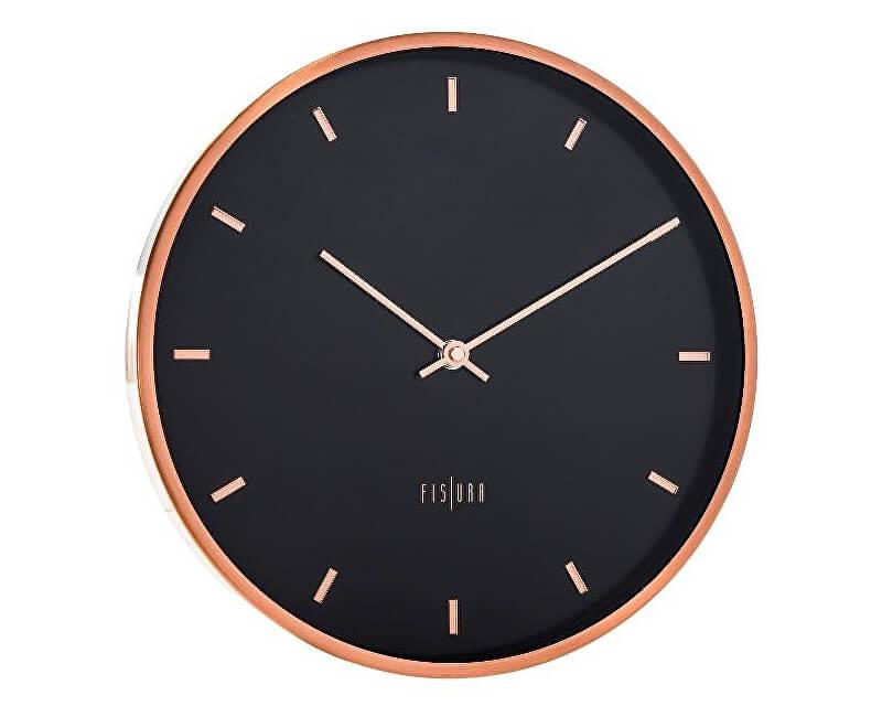Fisura Designové nástěnné hodiny CL0062 Fisura 30cm