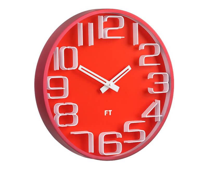Future Time Numbers FT8010RD Doprava ZDARMA  461a308e6d1