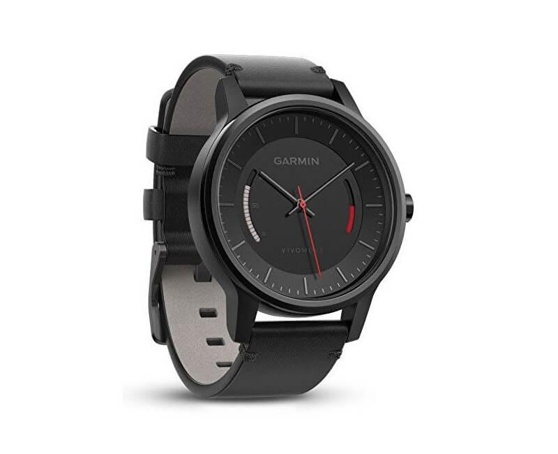 Garmin Vivomove Classic Black Doprava a roční pojištění hodinek ... 618f3829e6c