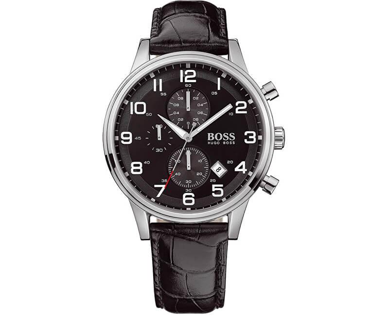 Hugo Boss Black Aeroliner 1512448 Doprava a roční pojištění hodinek ... 554feb3676