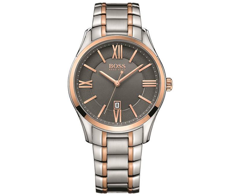 Hugo Boss Black Ambassador 1513388 Doprava a roční pojištění hodinek ... 91b410f12c0