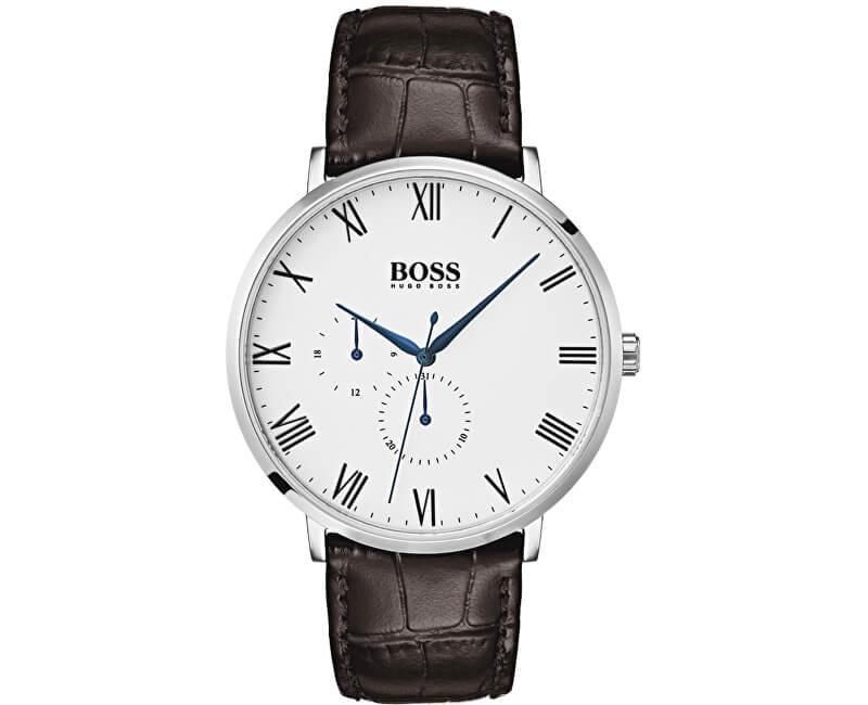 Hugo Boss Black Officer 1513617 Doprava a roční pojištění hodinek ... e872fa1b650