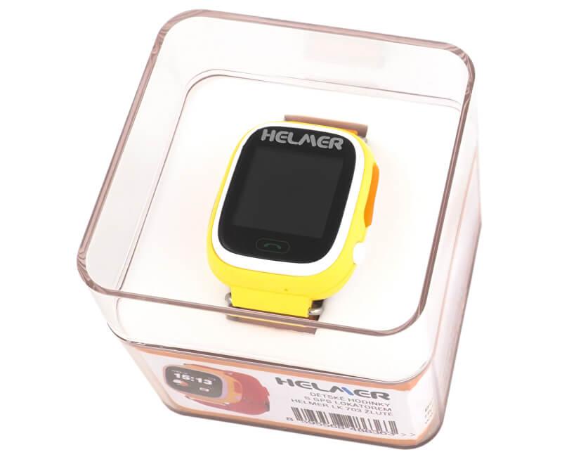 b1b625b0e ... hodinky s GPS lokátorem a SIM kartou GoMobil s kreditem 50 Kč LK. Foto  je pouze ilustrativní – je vyobrazena jiná barva produktu. Předchozí <Další  >